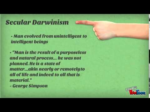 Secular Humanist Worldview
