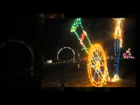 17th annual symphony of lights in columbia maryland 2010 youtube