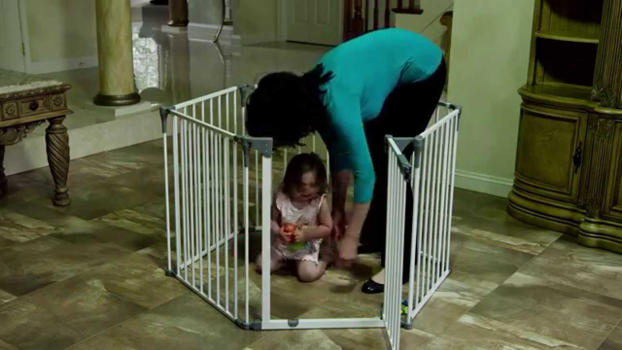 Royale Converta 3 In 1 Playpen Fireplace Guard Gate 849