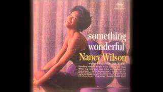 Nancy Wilson - I Wish You Love (Capitol Records 1960)