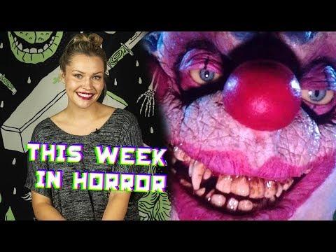 Horror Headlines for October 29, 2018- Creepy, Peter Jackson, Killer Klownz and Critters