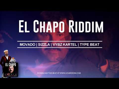 June 2018 Dancehall Instrumental  Vybz Kartel x Beenie ManType beat El Chapo Riddim