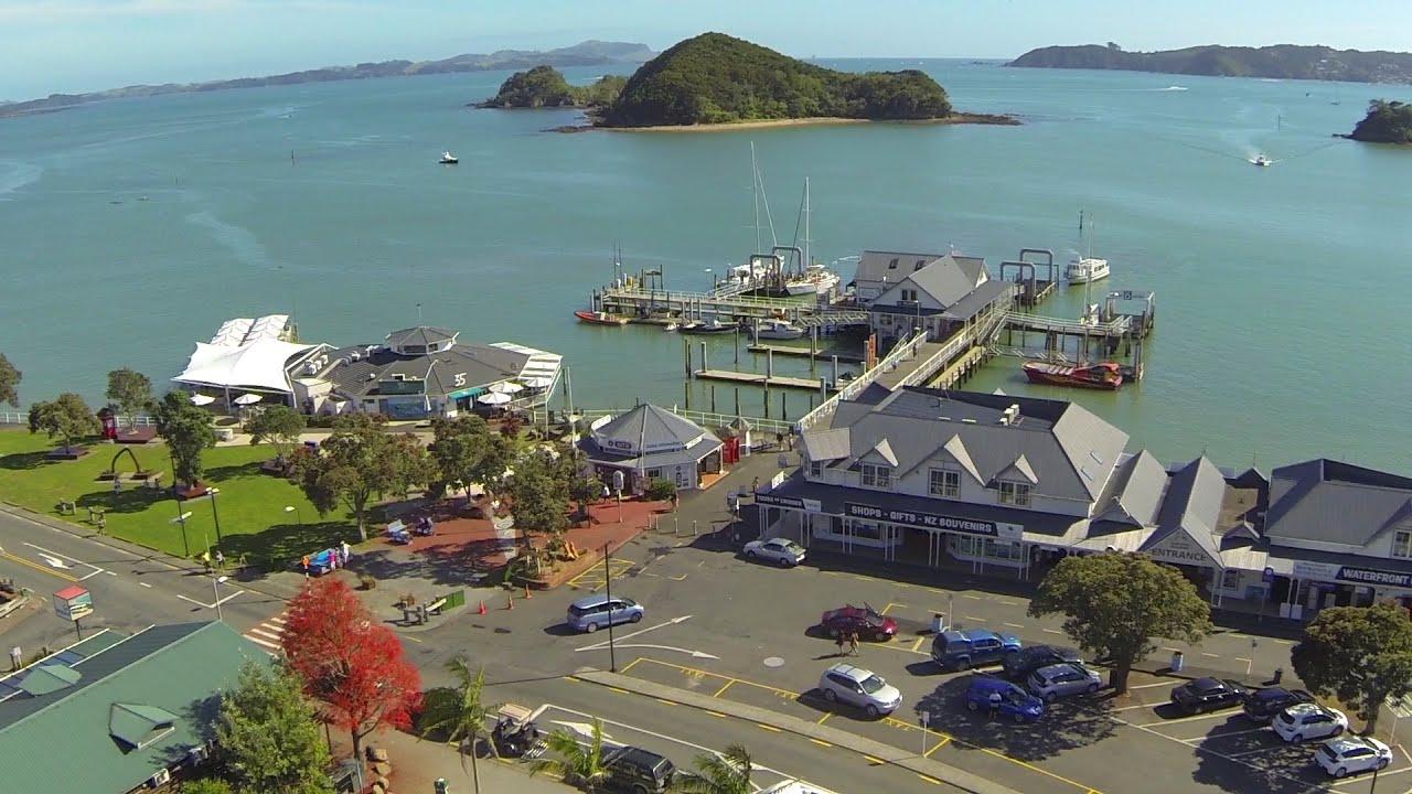 Things to Do Paihia - Bay of Islands - YouTube