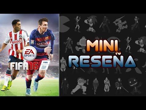 Mini Reseña FIFA 16   3 Gordos Bastardos