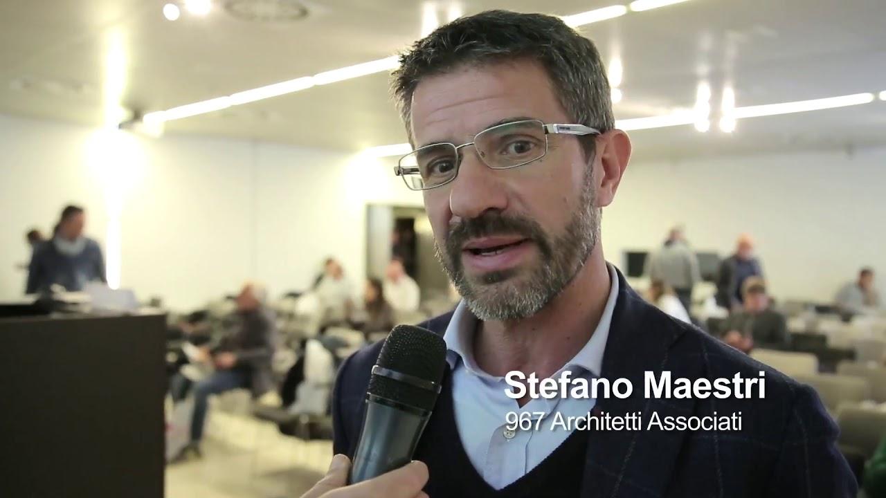 Architetti A Bergamo intervista a stefano maestri - 967 architetti associati - bergamo 28 marzo  2019