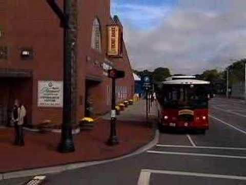 Newport County RI Visitors Center