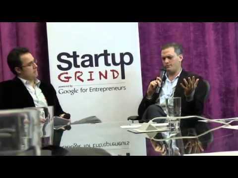 Fernando Lelo de Larrea (Venture Partners) at Startup Grind Mexico City
