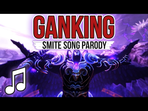 Smite Song - Ganking (Twenty One Pilots - Heathens PARODY) ♪