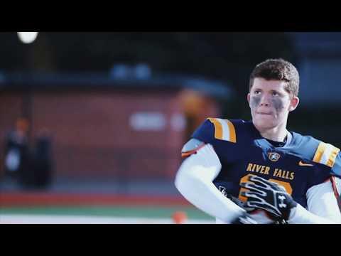 River Falls High School Football: Jackson Cleveland