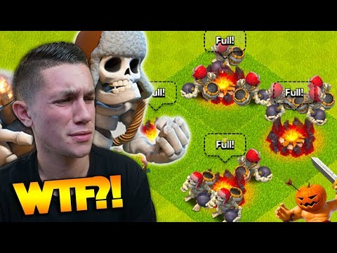 THIS TROOP IS IN CLASH OF CLANS NOW?! Halloween Update!