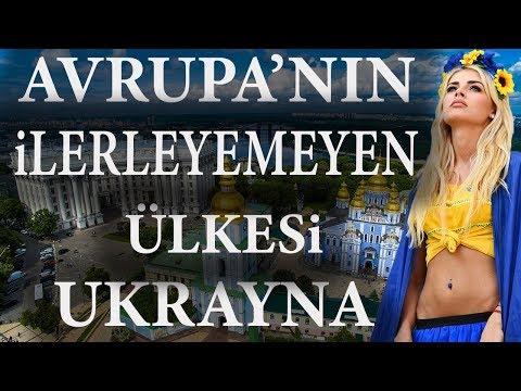 Avrupa'nın Merkezinde Garip Bir Ülke UKRAYNA Hakkında 15 İlginç Bilgi.