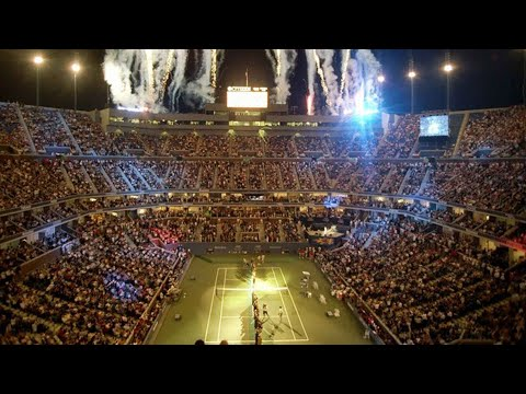 2017 US Open: 20 Years Of Arthur Ashe Stadium