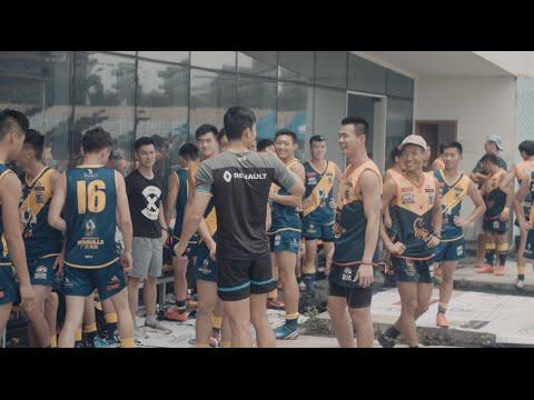 Southern China AFL Grand Final - 2016