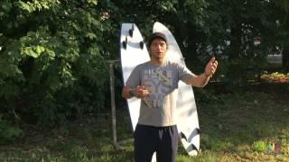 Урок серфинга. Как выбирать волну.
