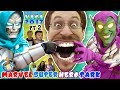Universal Studios Hates Us! MARVEL SUPER HERO ISLANDS of ADVENTURE THEME PARK! FUNnel Summer FL