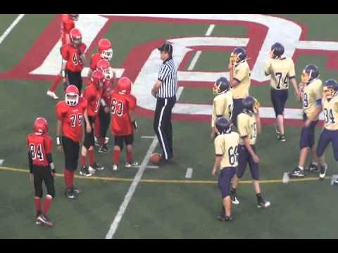 Sacred Heart vs Medicine Lodge 10-1-12 Part 2