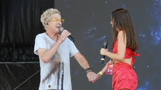 """REO Speedwagon  """"I Can't Fight This Feeling"""" (Duet with Daughter) - Live at Kaaboo Festival 2019"""