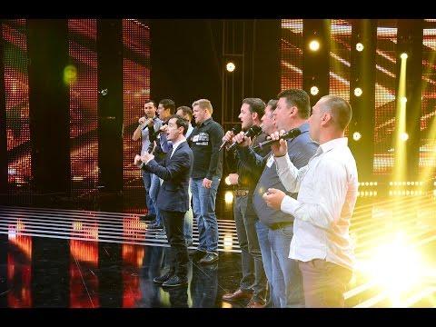 """Andrea Bocelli - """"Vivo per lei"""". Vezi aici cum cântă Group Art Bravissimo la X Factor"""