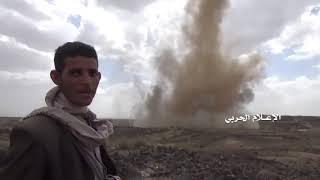 Война в Йемене. Хуситы ведут бои с боевиками ИГ