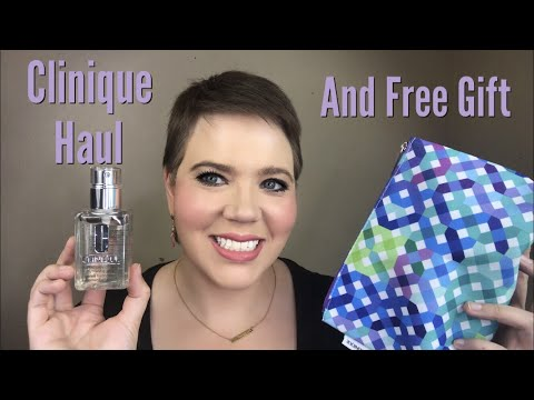 Clinique Haul And Gift With Purchase | July 2018 | SodaSiren