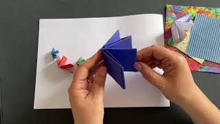 MMIE Mini Origami Book