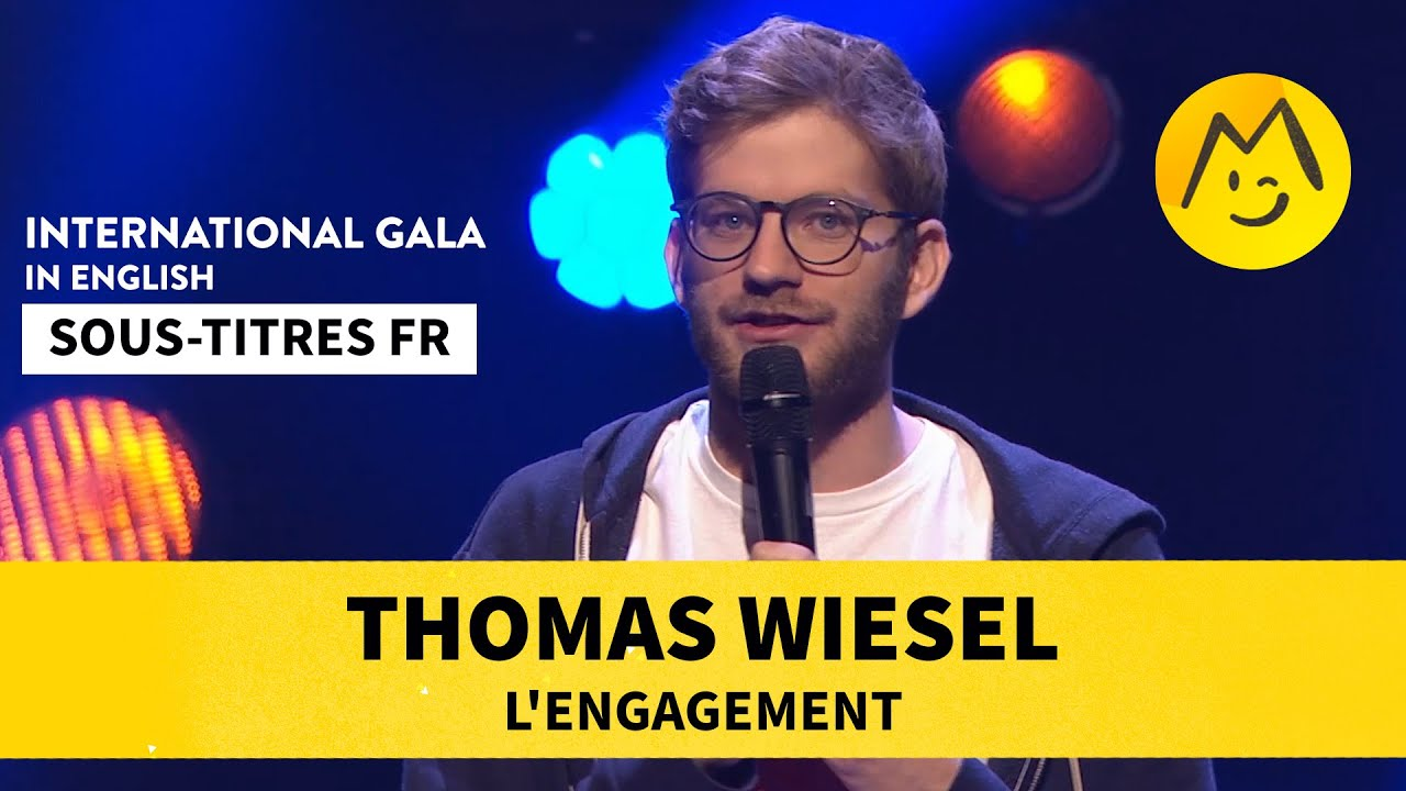 Thomas Wiesel - L'engagement (VOST FR)