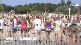 "Video ""Waka Waka"" Flash mob, World cup 2010 Diski Dance @Pärnu rand download MP3, 3GP, MP4, WEBM, AVI, FLV September 2018"