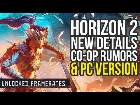 Horizon Forbidden West Gameplay Details, Co-op Rumors, PC Version & More! (Horizon Zero Dawn 2)