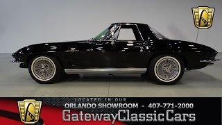 1964 Chevrolet Corvette Fuel Injected Gateway Classic Cars Orlando #426