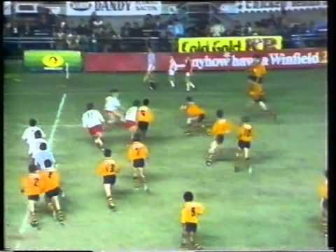 Cup Memories: Balmain v QLD Country 1980