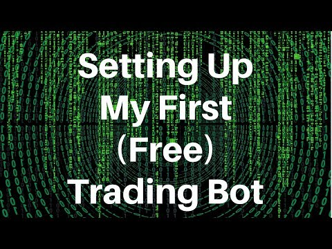 Setting Up My First Free Trading Bot