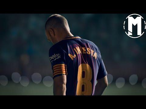 Andres Iniesta - Rap - [BERET - Ojala] Despedida (VAS A LLORAR) ESPECIAL 100 SUBS 2018