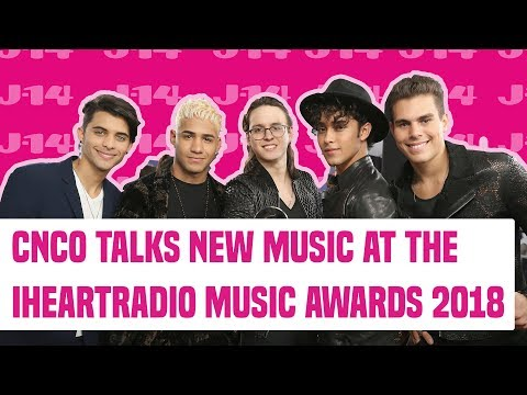 CNCO Interview | iHeartRadio Music Awards 2018