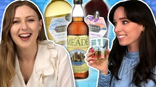 Download Irish People Try Mead For The First Time (Ancient Alcohol)