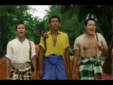 Filem P Ramlee Versi Warna