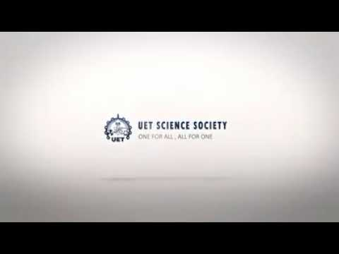 UET Science Society logo unveiled