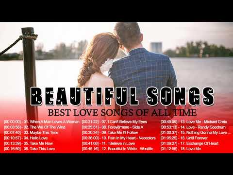 Best Greatest Love Songs of All Time - Beautiful Love Songs 70s 80s 90s Collection