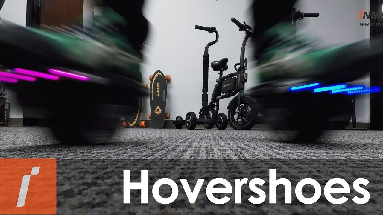 InMotion Hovershoes X1