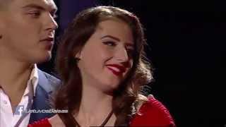 Vita Karkauskaitė, Rosita Valančiūtė - Sing it back (LB#4 MUZIKINĖS DVIKOVOS)