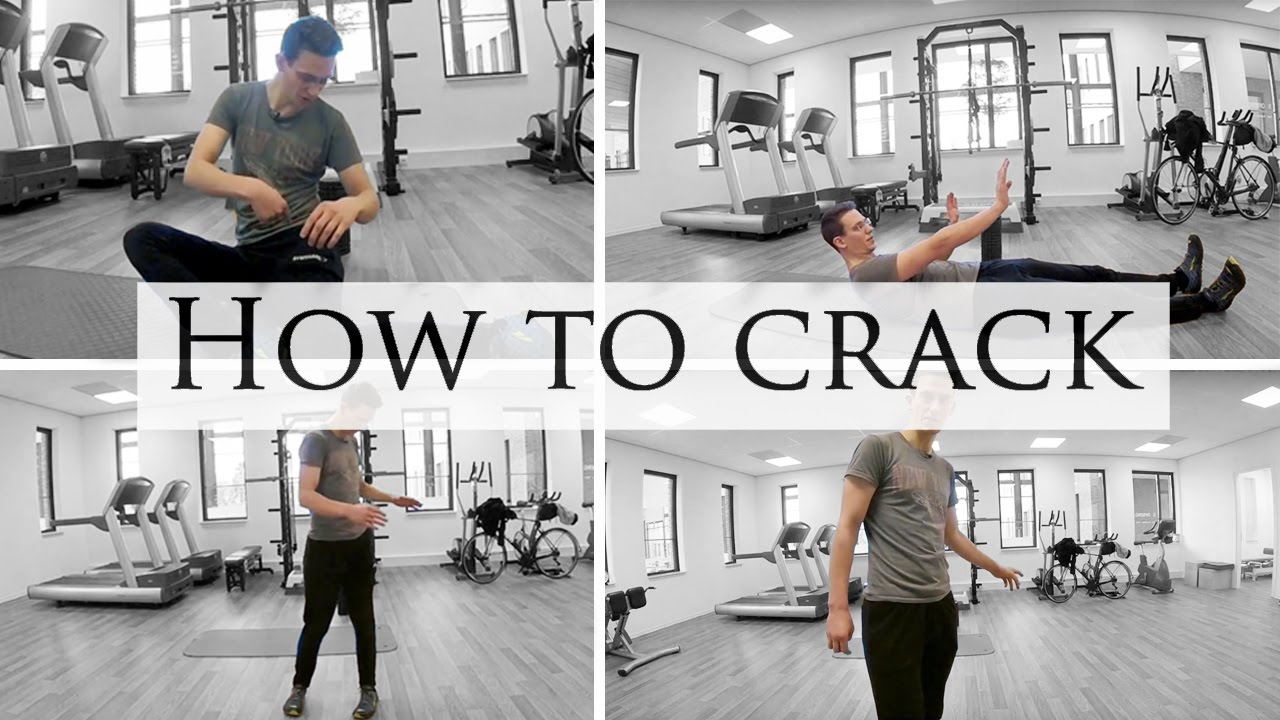 ways to crack your own back at home