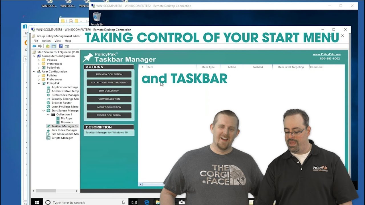 13: Taking Control of Your Taskbar and Start Menu with