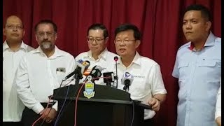 Chow Kon Yeow is new Penang CM