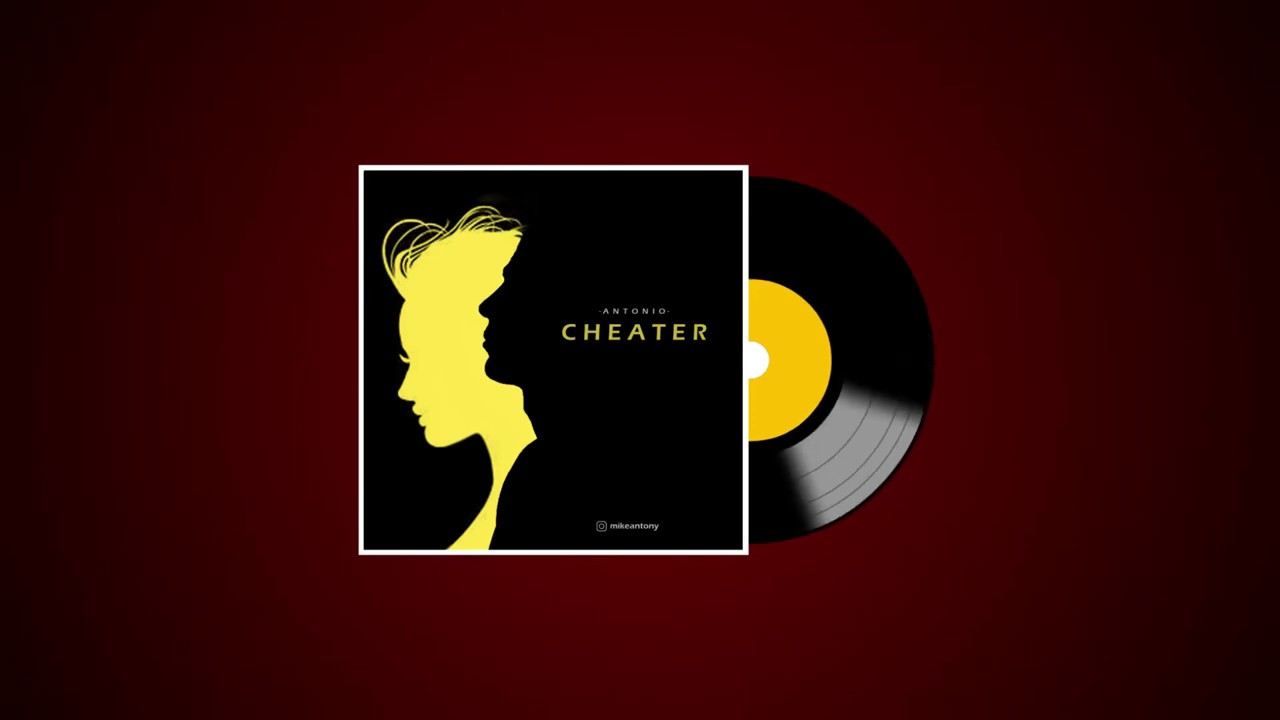 ANTONIO - CHEATER (Official Audio)