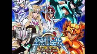 Saint Seiya Omega OST - Hope overshadowed by darkness