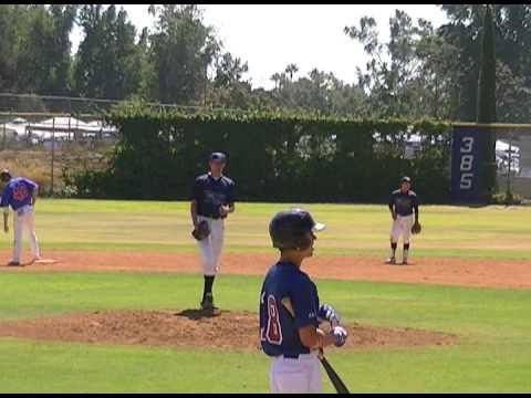 Jack Rupe Jr. Baseball Tampa Bay Rays 9-15-2013