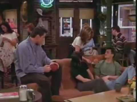 Chandlers funniest moments-F.R.E.I.N.D.S