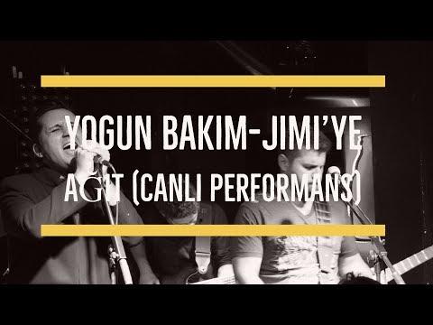 Yoğun Bakım - Jimi'ye Ağıt | Kadıköy Sahne (Canlı Performans)