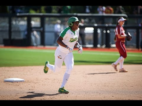Recap: No. 4 Oregon softball blanks No. 2 Oklahoma, breaks Sooners' 37-game road win streak