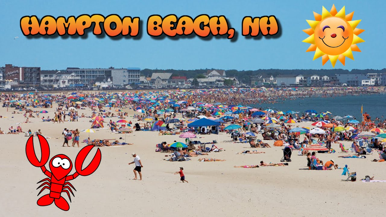 Hampton Beach New Hampshire