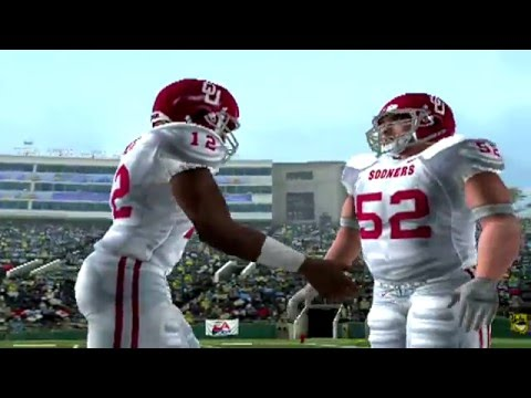 NCAA FOOTBALL 2006 - MARCUS DUPREE RACE TO HEISMAN #2